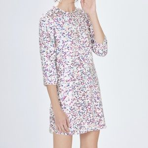 Parker- Petra Sequin Shift dress